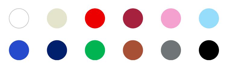 Colores Bolsas TST